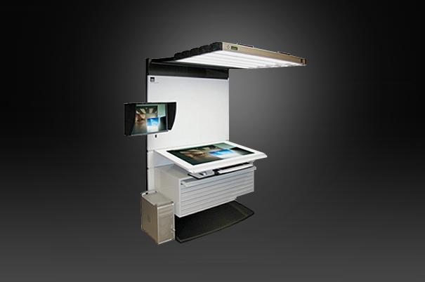 플레어BCM기본장비-Lighting-Booth-just-normlicht사-Challenge5000